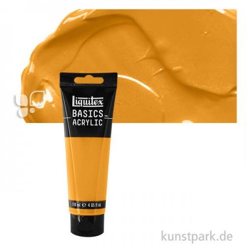 Liquitex BASIC Acrylfarben 118 ml Tube   234 Gold