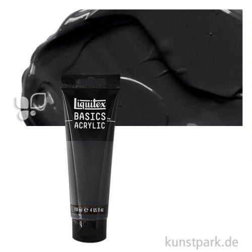 Liquitex BASIC Acrylfarben 118 ml Tube | 276 Marsschwarz