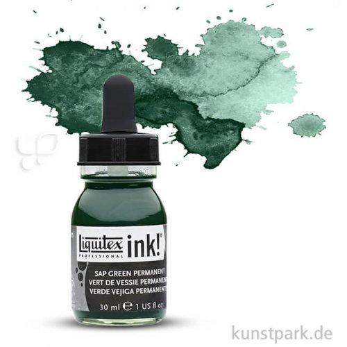 Liquitex Professional ACRYLIC INK 30 ml 30 ml | Saftgrün Permanent