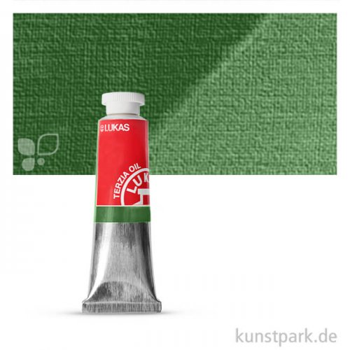 Lukas TERZIA Ölfarben 37 ml Einzelfarbe | Olivgrün