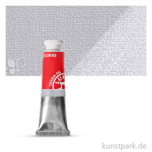 Lukas TERZIA Ölfarben 37 ml | Silber