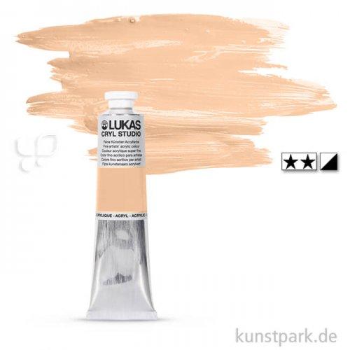 LukasCryl STUDIO Acrylfarbe 75 ml Tube   4623 Apricot
