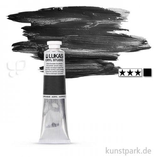 LukasCryl STUDIO Acrylfarbe 75 ml Tube | 4710 Umbra natur