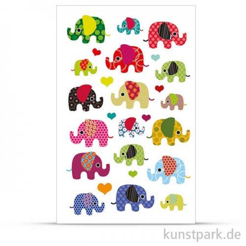 Maildor Cooky Sticker - Elefanten
