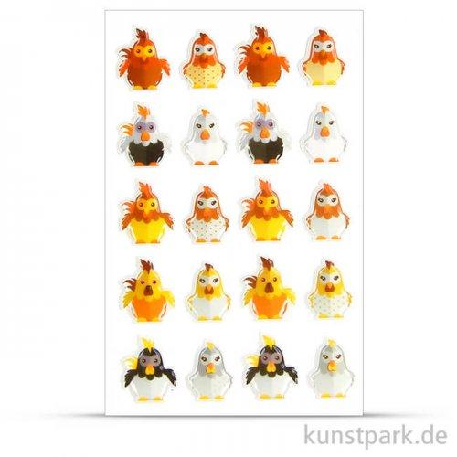 Maildor Cooky Sticker - Hühner
