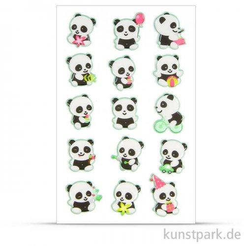 Maildor Cooky Sticker - Panda