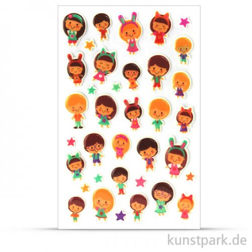 Maildor Cooky Sticker - Puppen