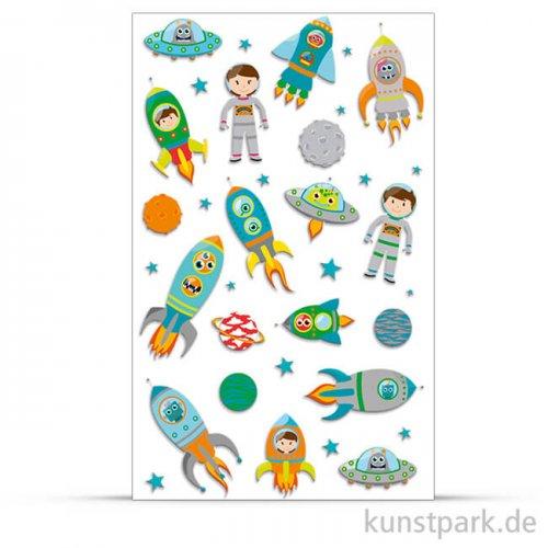 Maildor Cooky Sticker - Raketen