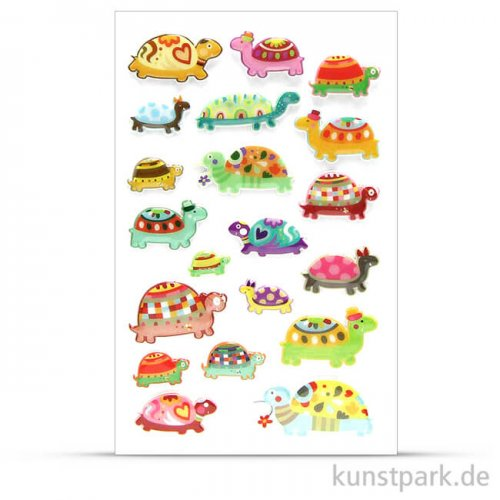 Maildor Cooky Sticker - Schildkröten