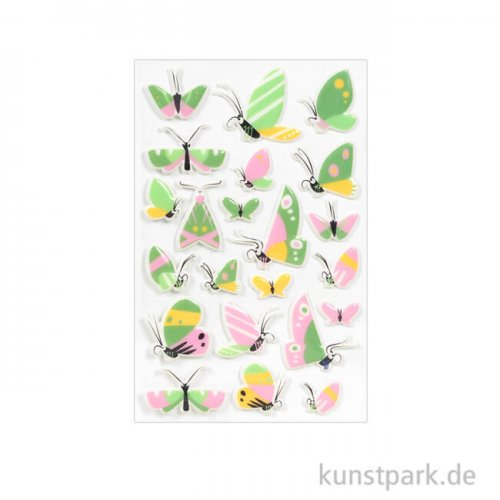 Maildor Cooky Sticker - Schmetterlinge