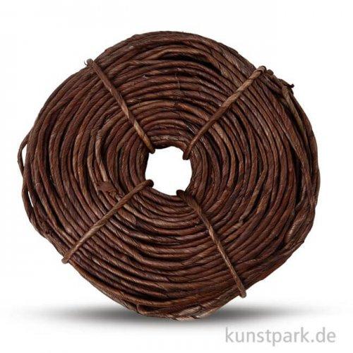 Maisschnur zum Flechten - Braun, ca. 4 mm, 300 g