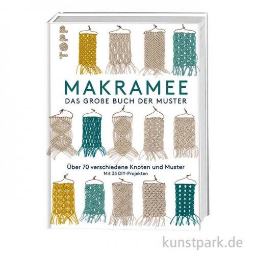 Makramee - das große Buch der Muster,  Topp Verlag