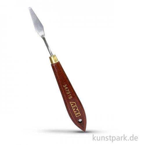 Malspachtel 916 - Klinge 4,5 cm halbrund