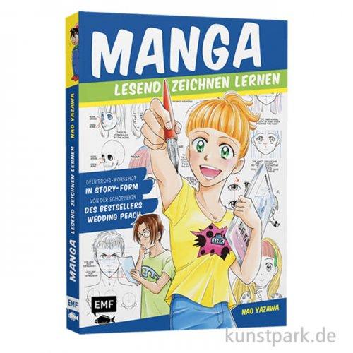 Manga lesend zeichnen lernen, Edition Fischer
