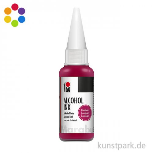 Marabu Alcohol Ink - Einzelfarben 20 ml