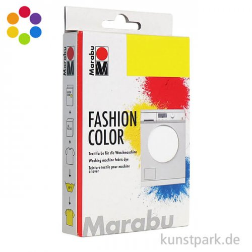 Marabu - Fashion Color, Waschmaschinenfarbe, 30g