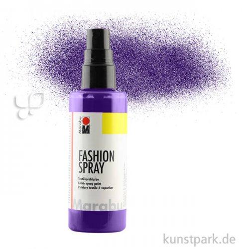 Marabu FASHION Spray 100 ml Einzelfarbe   039 Aubergine