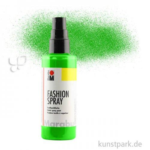 Marabu FASHION Spray 100 ml Einzelfarbe | 158 Apfel