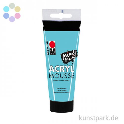 Marabu Mixed Media Acryl MOUSSE 100 ml