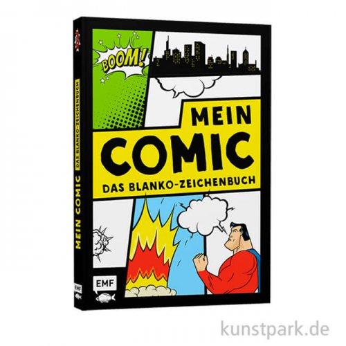 Mein Comic - Das Blanko-Zeichenbuch, Edition Fischer