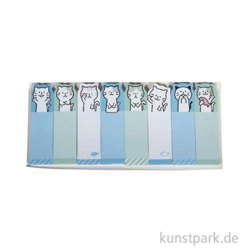 Memo-Stickers - Kleine Katze, 8 Motive