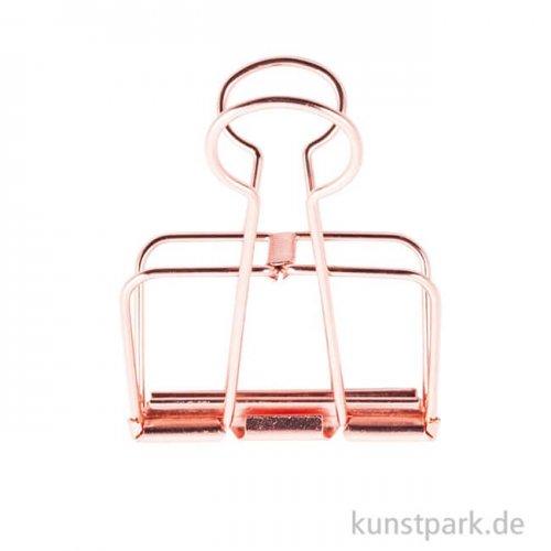 Metall Klammer - Kupfer