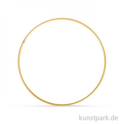 Metallring beschichtet - Gold 20 cm