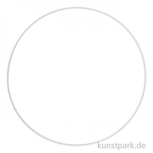 Metallring beschichtet - Weiß