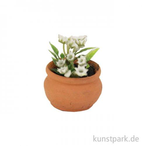 Mini-Blumentopf 2,6 cm