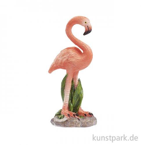 Mini Flamingo stehend, 6 cm