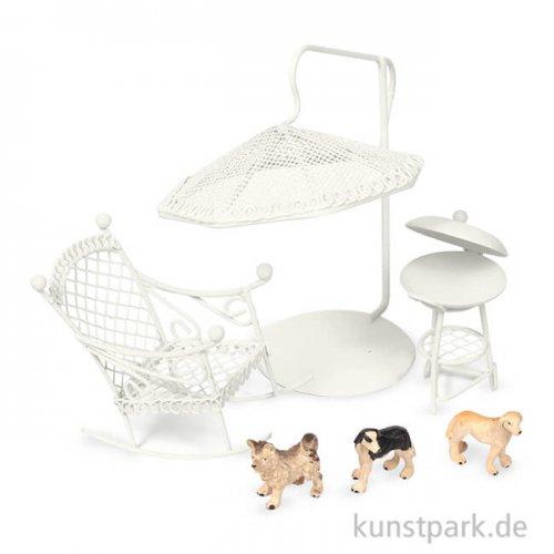 Mini-Garten Set - Kleine Auszeit