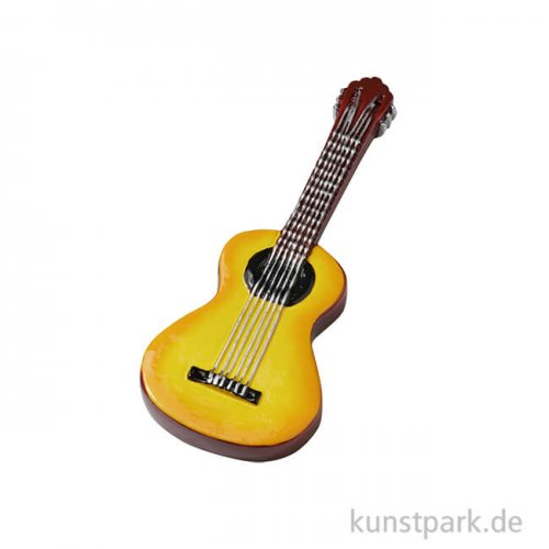 Mini Gitarre, 9,5 cm