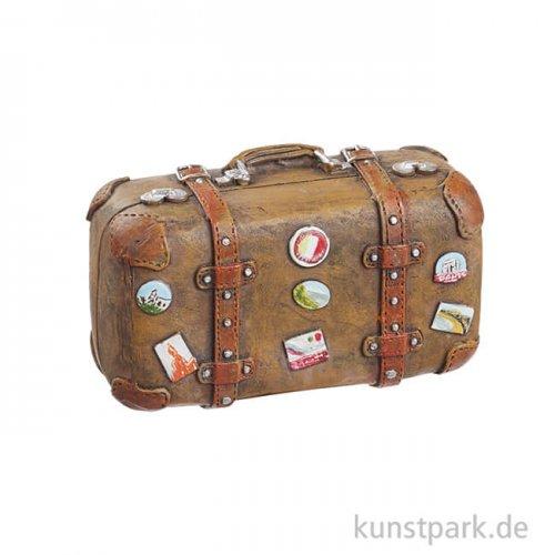 Mini Koffer, 5,8x2,8x3,7 cm