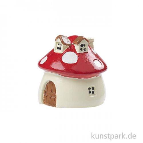 Mini Pilzhaus, 4,5 cm