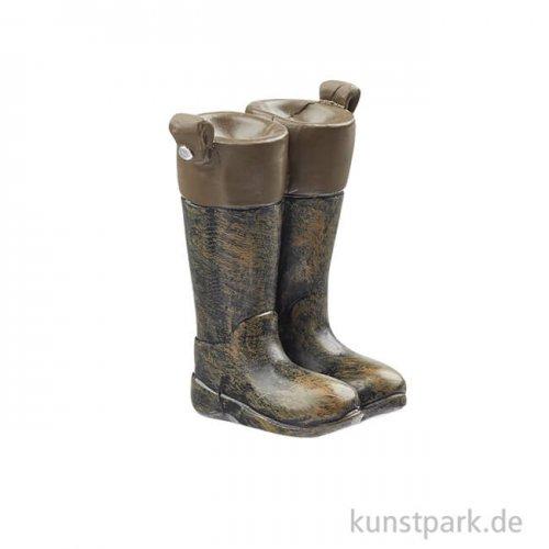 Mini Reiter-Stiefel, 4 cm