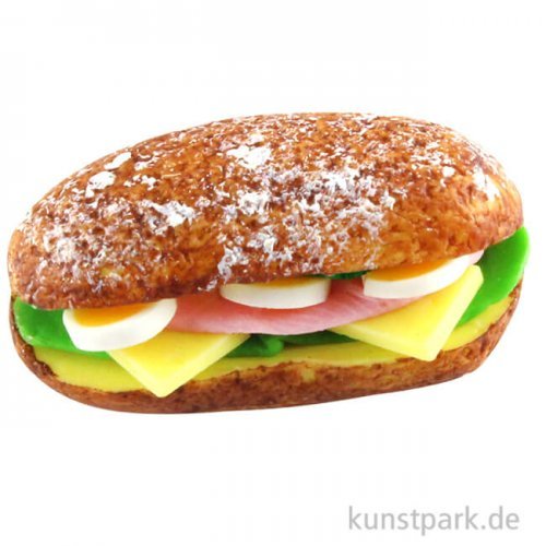 Mini Sandwich mit Belag, 2 cm