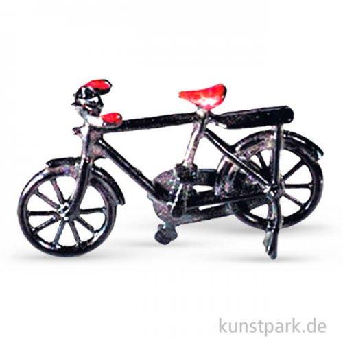 Miniatur-Fahrrad, 50x30 mm