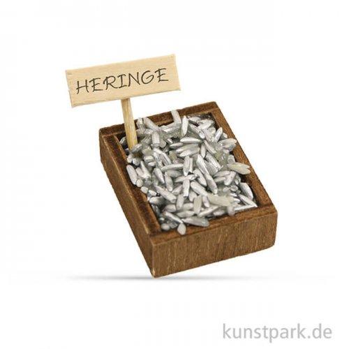 Miniatur-Heringskiste, 4,3 cm