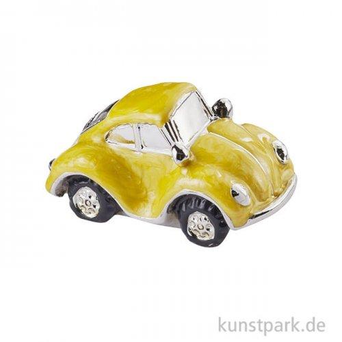 Miniatur Käfer, 4,5 cm Gelb