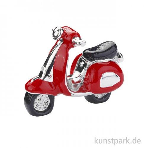 Miniatur Roller - Rot, 5 cm