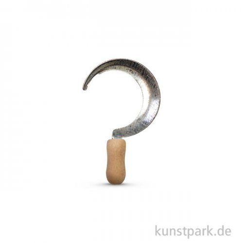 Miniatur-Sichel, 3 cm