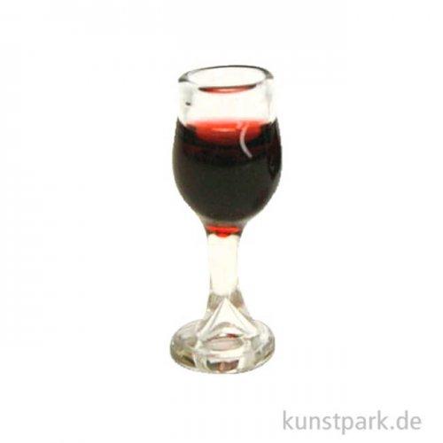 Miniatur Weinglas 2,2 cm