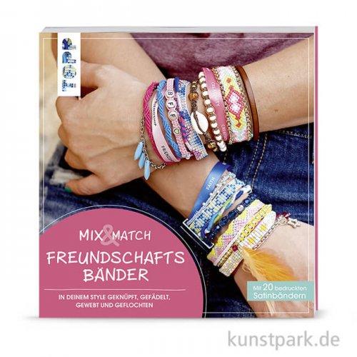 Mix & Match - Freundschaftsbänder, Topp Verlag