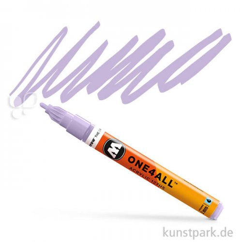 Molotow ONE4ALL Marker - HS127 2 mm 2 mm   Flieder pastell