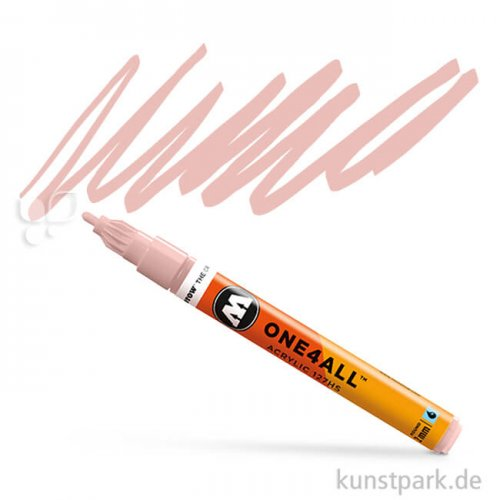 Molotow ONE4ALL Marker - HS127 2 mm 2 mm | Haut pastell