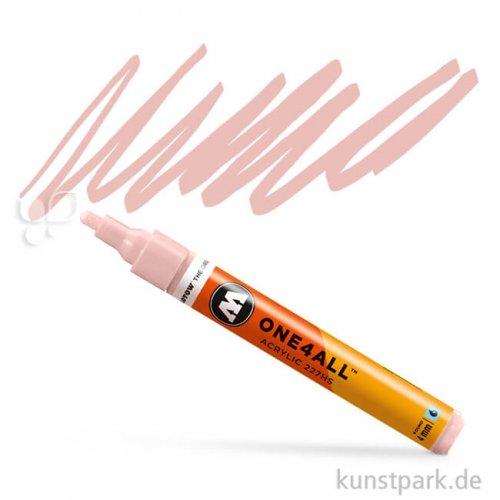 Molotow ONE4ALL Marker - 227HS 4 mm Einzelfarbe | Haut Pastell