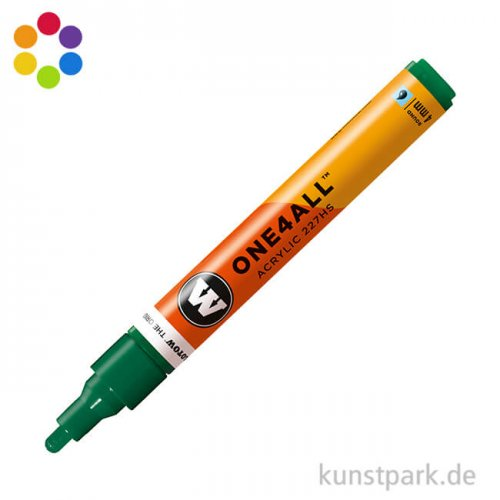 Molotow ONE4ALL Marker - 227HS 4 mm