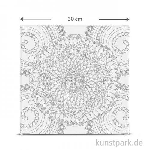 Motiv-Keilrahmen Mandala 2, 30x30 cm
