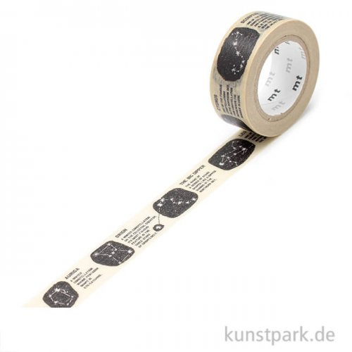 MT Masking Tape Constellation - 15 mm, 7 m Rolle