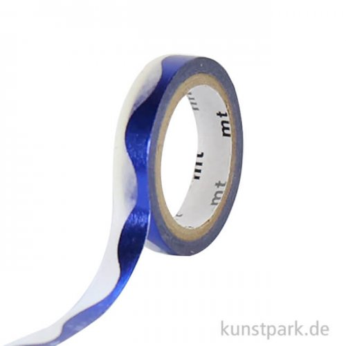 MT Masking Tape Fab Hot Stamping Wave, 7 mm, 3 m Rolle